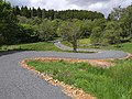 Hairpin bends on the Lakeside Way - geograph.org.uk - 1361489.jpg