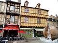Half-timbered house - Chalon-sur-Saône - DSC06101.jpg