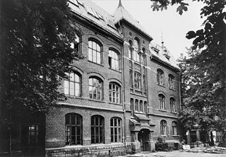 Sigurd Halling - Halling's School in Oslo