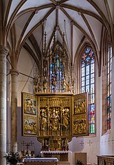 Altar of Our Lady, Hallstatt