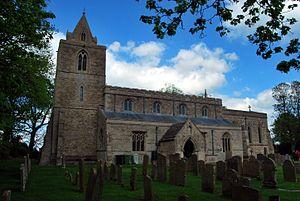 Hambleton, Rutland - Image: Hambleton Rutland, St Andrews
