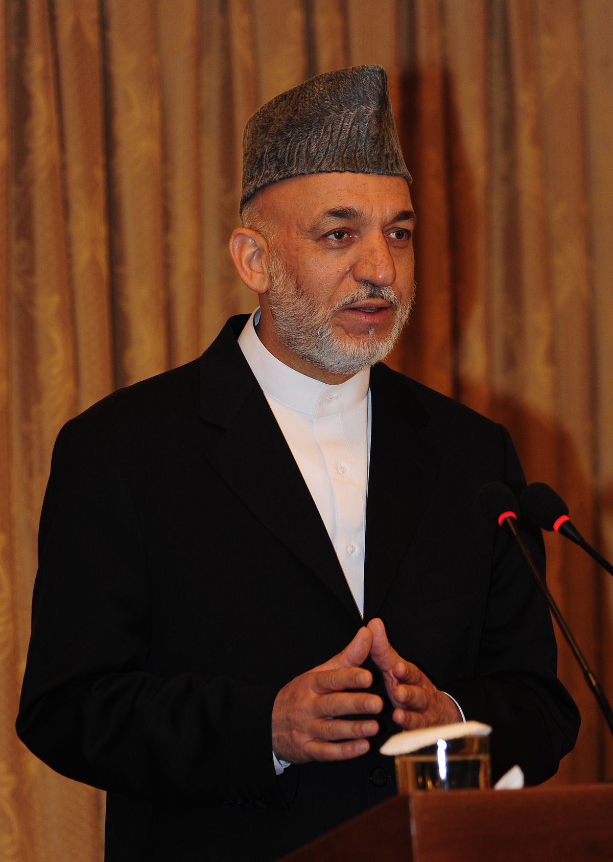 hamid karzai On the eve of the anniversary of the 2001 attacks, the former president of afghanistan expressed doubt that the terrorist group was responsible.