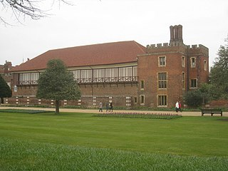 Royal Tennis Court, Hampton Court Grade I listed sports venue in London Borough of Richmond upon Thames, United Kingdom