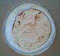 Hand-baked shmurah matza.jpg