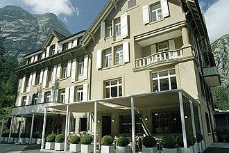 Guttannen - Handeck Hotel in Guttannen