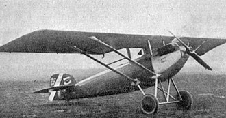 Hanriot H.35 - Image: Hanriot H.35 L'Aéronautique June,1926