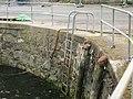 Harbour wall, Garlieston - geograph.org.uk - 1558544.jpg