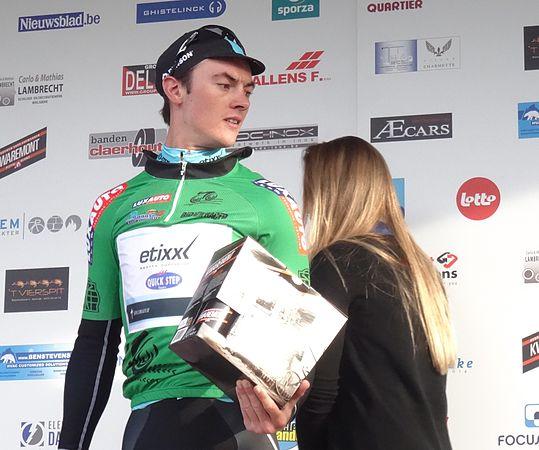 Harelbeke - Driedaagse van West-Vlaanderen, etappe 1, 7 maart 2015, aankomst (B33).JPG