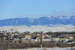 Harlowton, Montana - Skyline, Harlowton, MT