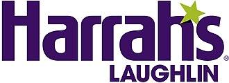 Harrah's Laughlin - Image: Harrah's Laughlin logo (2)