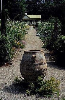 Hascombe Garden pathway