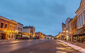 Hastings, Minnesota - Downtown Hastings