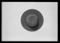 Hatt av svart filt - Livrustkammaren - 53037.tif