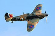 Hawker Hurricane - Shuttleworth Uncovered 2015 (21648117754).jpg