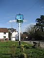 Hawkhurst village sign - geograph.org.uk - 367587.jpg