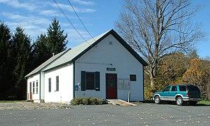 Hawley, Massachusetts - Hawley Town Hall