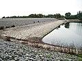 Hayakawa Dam and lake left view.jpg