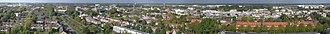 Heerenveen - Image: Heerenveen panorama 01