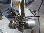 Heeresgeschichtliches Museum Teile eines abgeschossenen allierten Bombers im 2. Weltkrieg 02.jpg