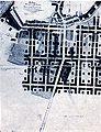 Heilbronn Neuplanung vor dem Fleinertor 1830-1840 Plan von Baurat Bruckmann 1831, nicht zur Ausführung genehmigt.JPG
