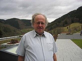 Helmut Maier - Helmut Maier in 2008