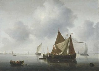 View of the Merwede
