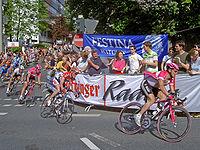 도로 자전거 경기