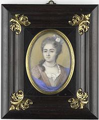 Henriëtta Wolters-van Pee (1692-1741). Echtgenote van Herman Wolters