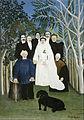 Henri Rousseau, dit le Douanier - The Wedding Party - Google Art Project.jpg