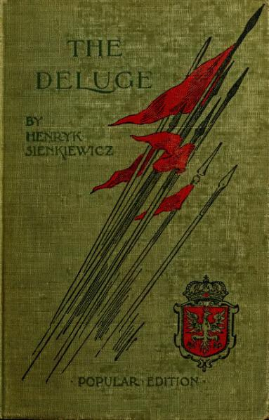 Файл:Henryk Sienkiewicz - Potop - The Deluge (1898 translation by Jeremiah Curtin) - Vol 1.djvu