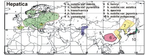 Hepatica distribution EurAsia.png