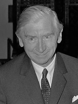 Herbert Read - Herbert Read in 1966