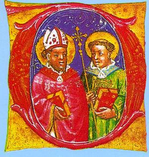 Hermagoras of Aquileia - Hermagoras and Fortunatus