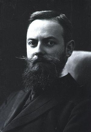 Tecklenburg - Hermann Beitzke around 1910