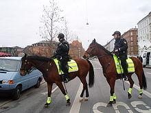 Более 75% преступников, пойманных и осуждённых в Копенгагене, были иностранцами