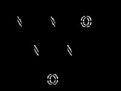 Strukturformel von Hexazinon