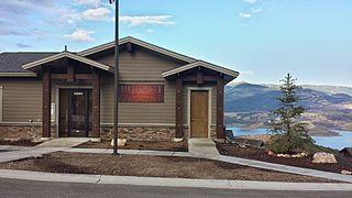 Hideout, Utah Town in Utah, United States