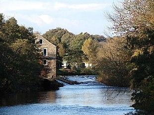 High Mill at Addingham