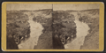 High Banks (380 feet) Genesee River below Middle Falls, by E. & H.T. Anthony (Firm) 2.png