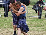 File:Highland games wrestling 1.JPG