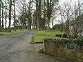 Hilton House driveway - geograph.org.uk - 129450.jpg