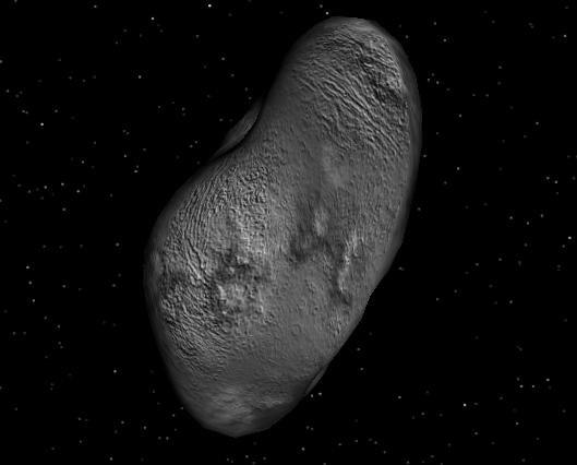 Himalia-moon