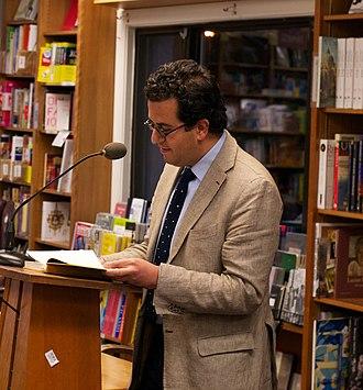 Hisham Matar - Hisham Matar in 2011.
