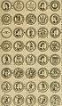 Historia Byzantina duplici commentario illustrata - prior, Familias ac stemmata imperatorum constantinopolianorum, cum eorundem augustorum nomismatibus, and aliquot iconibus - praeterea familias (14581088768).jpg