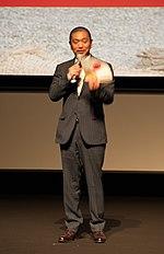 Schauspieler Hitoshi Matsumoto