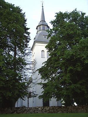 Lilla Edet - Hjärtum Church