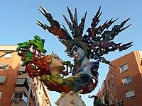 Hogueras 2008 - Gran Via La Ceramica 2.jpg