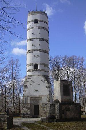 St. Johann (Reutlingen) - HoheWarte Watch tower