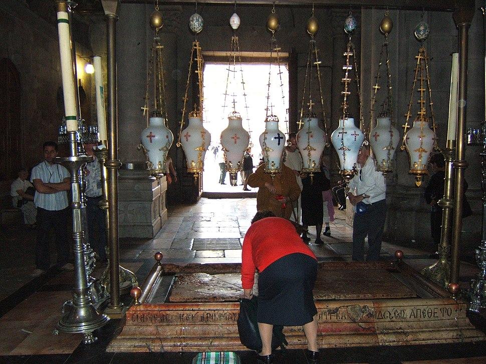 Holy Sepulchre 44