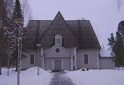 Elimäki wooden church